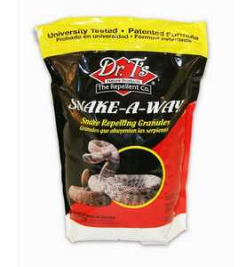 Dr Ts DT364B Snake-A-Way Snake Repelling Granules 4 Pound Bag