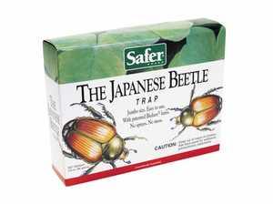 Safer 70102 Japanese Beetle Trap