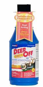 Dr Ts DF16CT Deer Off Concentrate 16 oz