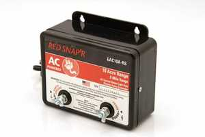 Red Snapr EAC10A-RS Energizer Ac 10 Acre