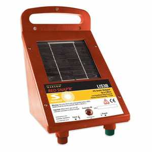 Zareba LIS3 Fencer 3mile 6volt Solar