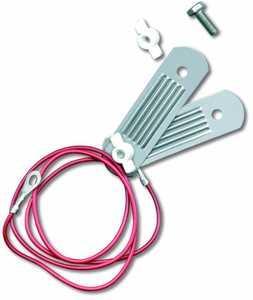Zareba PATE-Z Poly Tape To Energizer