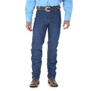 Wrangler 0013MWZ 33-inch x 38-inch Rigid Wrangler Cowboy Cut Original Fit Jean