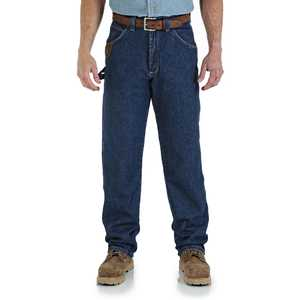 Wrangler 3W001AI 35-inch x 30-inch Riggs Workwear Work Horse Jean - Relaxed Fit