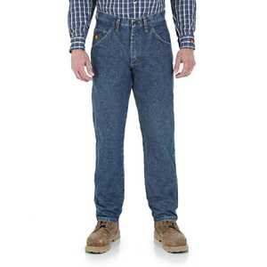 Wrangler FR3W050 36x34 Riggs Workwear Flame Resistant Relaxed Fit Jean