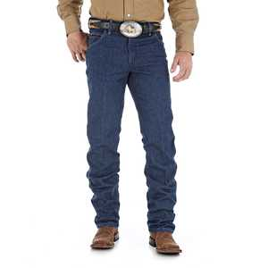 Wrangler 47MWZPW 32-inch x 34-inch Premium Performance Cowboy Cut Regular Fit Jean