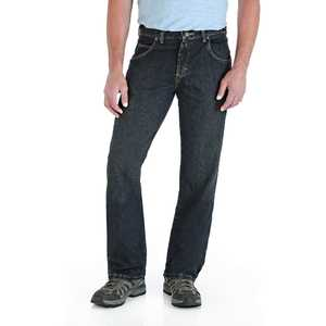 Wrangler 31000UN 34-inch x 34-inch Rugged Wear Relaxed Fit Mid Rise Jean