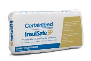 Certainteed 901400 Insulsafe Sp R30 Fiber Glass Blowing Insulation