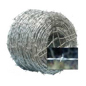 Oklahoma Steel & Wire 0103-0 Commercial Barb Wire - 2 Point 5 in 64Lb
