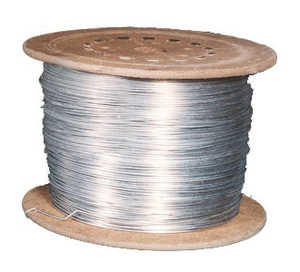 Oklahoma Steel & Wire 0266-0 Electric Fence Wire - 14Gage 1/4Mile