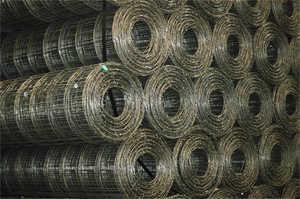 Oklahoma Steel & Wire 2210-2 Re Mesh 6x6x6x6.5x150 Roll