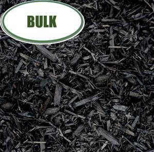 Sutherlands BULK Bulk Black Cedar Mulch, Per Scoop