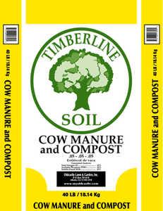 Sutherlands GENERIC Cow Manure 40lb