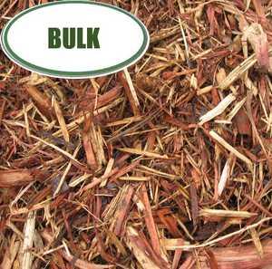 Sutherlands BULK Bulk Brown Cedar Mulch, Per Scoop