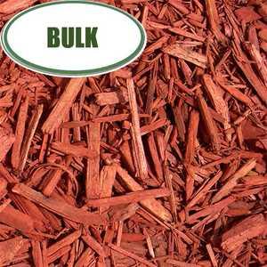 Sutherlands BULK Bulk Red Mulch, Per Scoop