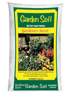 Sutherlands GDS Gardeners Secret Soil 1cu Ft