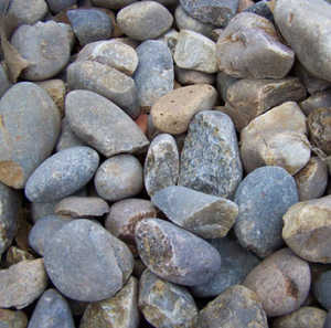Sutherlands BULK Bulk Landscape Gravel 21/2 Per Scoop