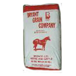 Bryant Grain Co FEED 12% Bronco Horse & Cattle Sweet Feed 50#