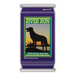 Nutrena 7280-50 Dog Food River Run Hi Pro 50 Lbs.