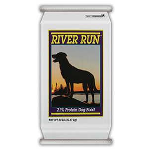 Nutrena 6278 Dog Food River Run 21% 50 Lbs.