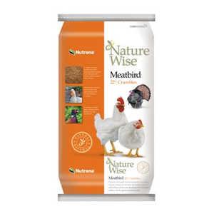 Nutrena 91585 NatureWise® Meat Bird 22% 40Lb