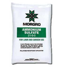 Morgro 171150 Amonium Sulfate 50Lb