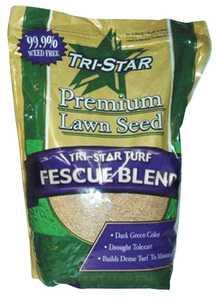 Tri Star Seed 5LB Tri Star Turf Fescue Blend Grass Seed 5lb