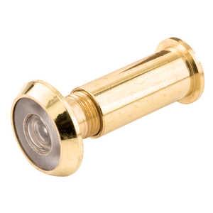 Prime Line Products U 9893 9/16-Inch 180&deg Solid Brass Door Viewer