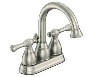 Flo Control Faucets F51A1063CP Two Handle Lavatory Faucet In Chrome