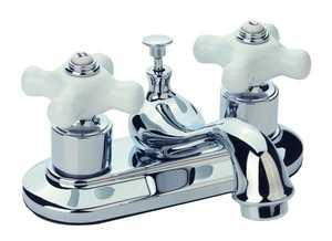 Flo Control Faucets 4162863 Double Handle Lavatory Faucet