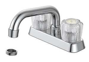 Flo Control Faucets FL010003CP 2-Handle Chrome Laundry Faucet
