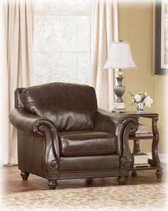 Signature Design By Ashley 4030020 Lindale DuraBlend - Antique Chair