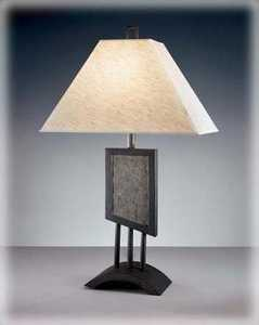 Signature Design By Ashley L322844 Barretta Poly Table Lamp (2/Cn)