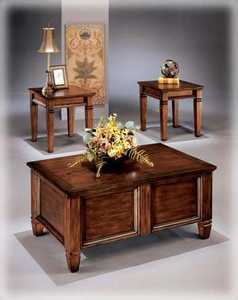 Signature Design By Ashley T155-13 Bongo Occasional Table Set
