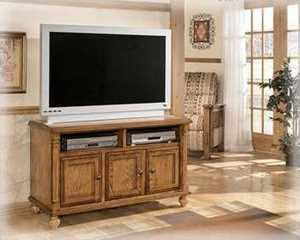 Signature Design By Ashley W430-28 Holfield - Burnished Brown Medium Tv Stand