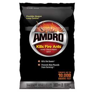 Amdro 100511025 Yard Treatment Ants & Fire Ants Granules 5 Lbs
