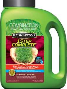 pennington 118020 Pennington 1 Step Complete For Sun & Shade Areas N Jug 48ea/3lb