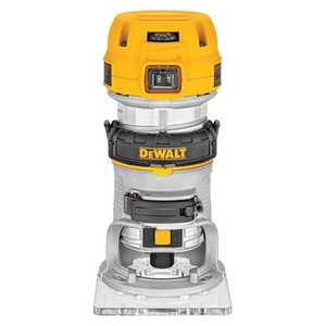 DeWalt DWP611 1-1/4 Hp Max Torque Variable Speed Compact Router With LEDs