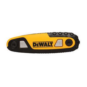 DeWalt DWHT70262M Folding Locking Hex Key (sae)