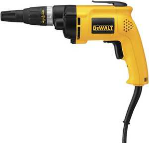 DeWalt DW260K 2,500 Rpm Lightweight Vsr All-Purpose Scrugun Kit