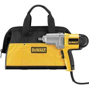DeWalt DW292K 1/2 In (13mm) Impact Wrench Kit
