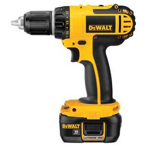 DeWalt DCD760KL 18v 1/2 In (13mm) Cordless Compact Li-Ion Drill/Driver Kit