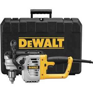 DeWalt DWD460K 1/2 In (13mm) Vsr Stud And Joist Drill Kit With Clutch And Bind-Up Control