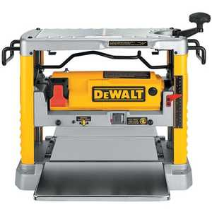 DeWalt DW734 12-1/2 In Thickness Planer With Three Knife Cutter-Head