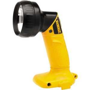 DeWalt DW904 12v Cordless Pivoting Head Flashlight