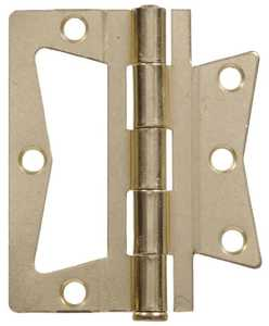 Hillman 851272 3 in - Non Mortise - Removable Pin