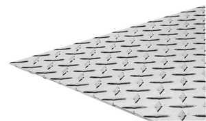 Hillman 11259 12 x 24 Aluminum Tread Plate
