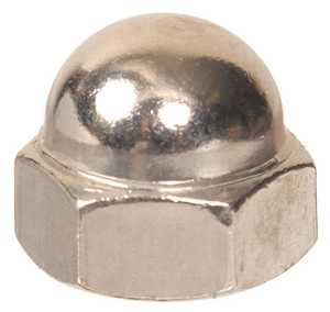 Hillman 6233 6-32 Acorn (Cap) Nut