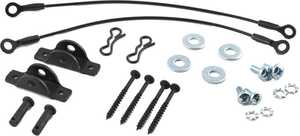 Hillman 121191 Tv Anti-Tip Kit
