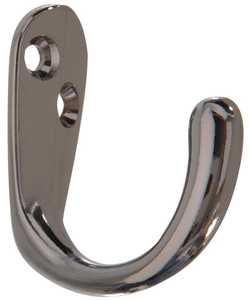 Hillman 852900 Chrome Clothes Hook